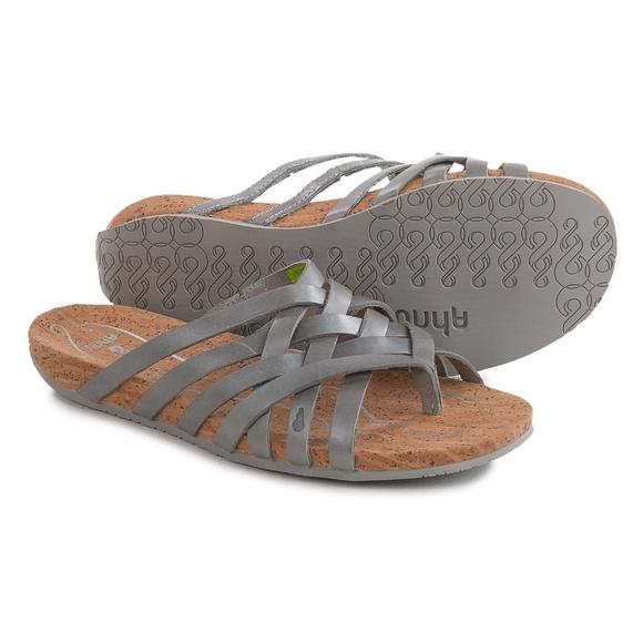 d7c1b6fcecc Ahnu Shoes - Ahnu Maia thong sandals
